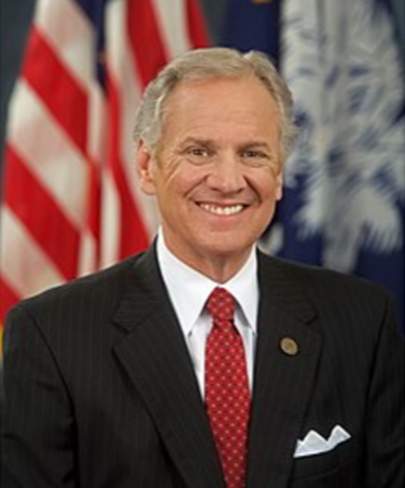 Governor Henry McMaster