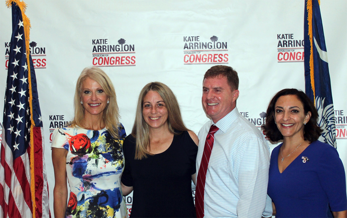 Fundraising Event for Katie Arrington for Congress 9-28-2018